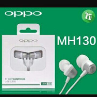 HEADSET HANDFREE OPPO ORIGINAL type MH 130