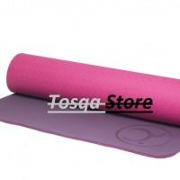 Matras Yoga Premium Cuca 6mm / Matras Cuca 6 mm / Matras Premium 6mm