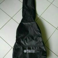 Jual tas / softcase gitar akustik standart ransel bahan parasit Murah