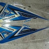 striping honda new vario 150 putih biru 2016