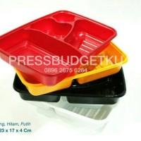 (Khusus Gojek) / box bento / tray bento / mika bento / lunch box