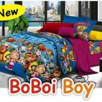 BED COVER SET FATA BOBOI BOY UK.120X200