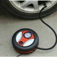 Jual Pompa Listrik Ban Mobil Motor Portable Air Compressor Murah