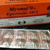 Myonal 50mg (Eperisone HCI 50mg)