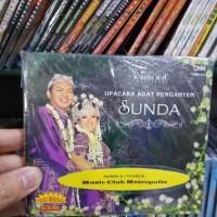 CD UPACARA ADAT PENGANTIN SUNDA GNP