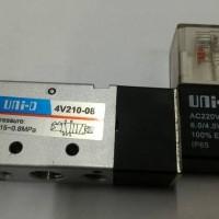 harga Solenoid Valve Uni-d Type 4v210-08, 1/4