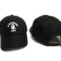 BAPE BASEBALL CAP POLOCAP TOPI POLO BASEBALL MURAH