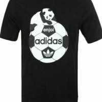 Kaos/T-Shirt/Baju ADIDAS PANDA
