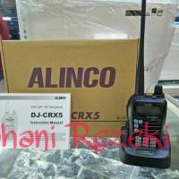 Handy Talky HT ALINCO DJ-CRX5 DUAL BAND ORIGINAL JAPAN Like Motorola
