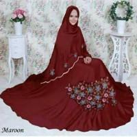 Baju butik DEWI SANDRA syari Hijab gamis set xl busana muslim wanita