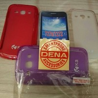 Soft Case Silikon Kondom Samsung Ace 3 Gratis Anti Gores