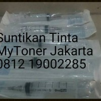 SUNTIKAN REFILL TINTA CAIR CARTRIDGE PRINTER INKJET / INFUS