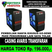 CASING AVARIS TRANSFARAN + PSU 450WATT KHUSUS GOSEND