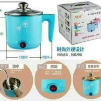 Mini Rice Pot 1,8 Ltr - Panci Cooker Listrik Portable M01
