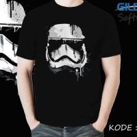 Jual Kaos Star Wars Stormtroopers . Tag Kaos Gildan Softstyle Murah