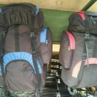 tas ransel kerier buat camping outdoor naik gunung mendaki hiking