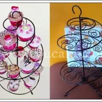 743-18-SPIRAL-Cupcake Tier 18pcs