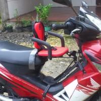 Jual KURSI BONCENG BONCENGAN ANAK MOTOR BEBEK POLOS Murah