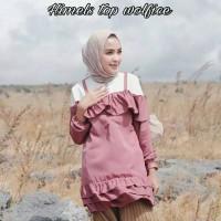 Busana Muslim Wanita / Atasan / Blouse / Himels Top