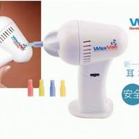 Jual WAXVAC ear cleaner vacuum pembersih kotoran telinga elektrik  Murah