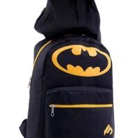Jual Tas Punggung / ransel /gendong anak sekolah Batman 5225 Murah