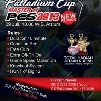 lomba game PS 3 PES 2013 di grand palladium mall