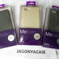 casing hp murah case oppo neo 7 pipilu metalic doff