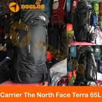 Carrier The North Face Terra 65 TNF Tas gunung Outdoor hiking keril