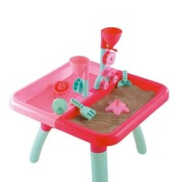 elc sand and water table - pink baru murah banget sale original