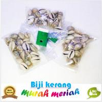 Jual mainan tradisional anak kerang biji congklak bekel 24 biji Murah