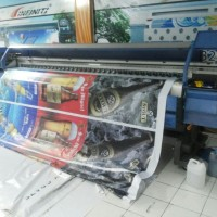 Mesin Digital Printing Outdoor INFINITI YS-3278I Head Konica 30PL