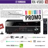 Yamaha RX V583 RXV583 home theater amplifier sl denon onkyo marant