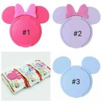 Jual Wed tissue cover lid tutup tisu basah mickey mini mouse Murah