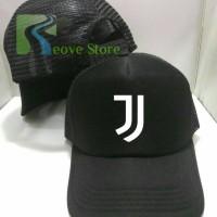 Jual Topi Trucker Juventus - Reove Store Murah