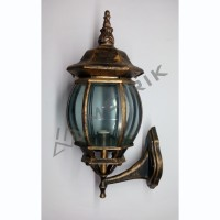 LAMPU DINDING ANTIK/ LAMPU KLASIK OUTDOOR/ LAMPU TAMAN/ LAMPU PILAR(B)