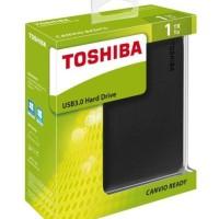 HARDDISK EXTERNAL TOSHIBA CANVIO READY 1TB