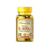 Puritan's Pride Vitamin E-400 iu 100% Natural isi 100 butir