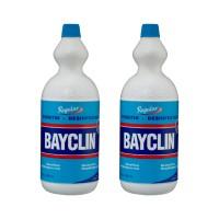 harga [hemat 10%] Bayclin Regular 1 Liter X 2 Botol Tokopedia.com