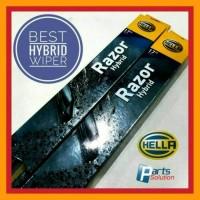 Best Wiper Toyota Avanza - Daihatsu Xenia HELLA Razor Hybrid