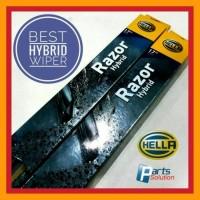 Best Wiper Suzuki Ertiga New Ertiga Dreza HELLA Razor Hybrid