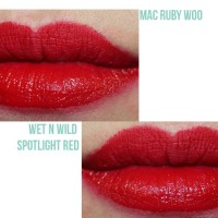 MEGALAST LIPSTICK STOPLIGHT RED WET AND WILD