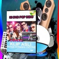 Paket LAGU POP BAND 30 Dvd ribuan Lagu - BONUS Software Karaoke dzone