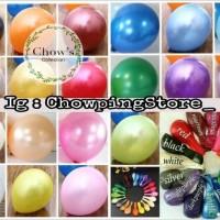 Balon metalik ecer murah