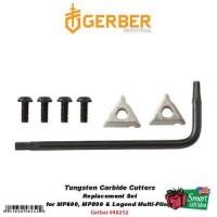 Gerber Carbide Cutter Insert Replacements for MP600 800 & Legend #4825