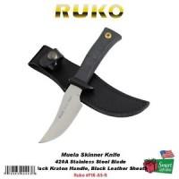 Harga ruko muela skinning fixed blade knife kraton handle w sheath | Pembandingharga.com