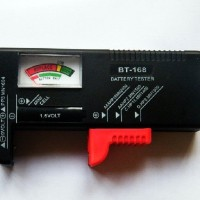 harga Batery Tester Digital Bt168d Tokopedia.com