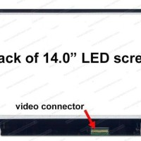 Jual LCD LED Laptop 14.0 inch IPS FHD(1920 x 1080) 30 Pin Asus,Acer,Lenovo Murah