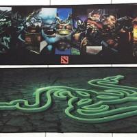 Mousepad Gaming Hero Dota Panjang High Quality / MousePad Extended