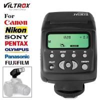 Flash Light Viltrox JY610 II - Mini, Universal Untuk Semua Merk Kamera