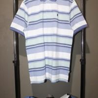 IZOD Golf by Lacoste Polo Shirt Original Kaos Garis Ralph Lauren FILA